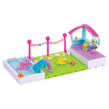 Shopkins Happy Places Pool Playset