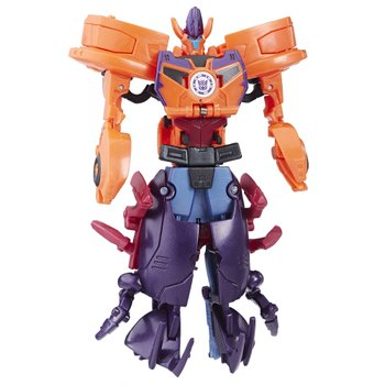 Transformers: RID Combiner Force Crash Combiner Saberclaw