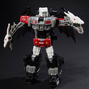 Transformers Generations Titans Return Daburu and Autobot Twinferno