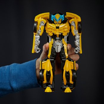 Transformers: The Last Knight Armor 2-step Turbo Changer Bumblebee