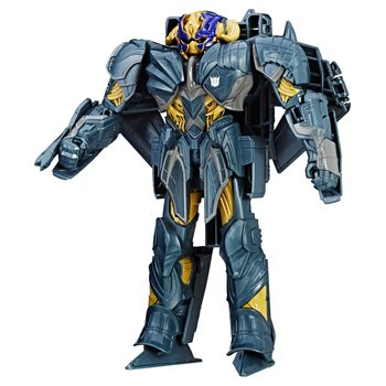 Transformers: The Last Knight Armor 4-step Turbo Changer Megatron