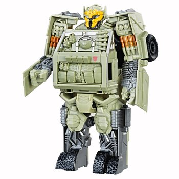 Transformers: The Last Knight Armor 2-step Turbo Changer Autobot Hound