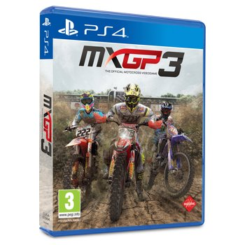 157831: MXGP3 - The Official Motocross Videogame PS4