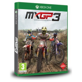 157833: MXGP3 - The Official Motocross Videogame Xbox One
