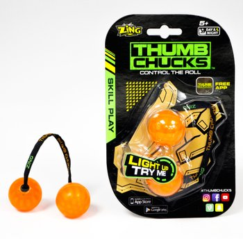 Thumb Chucks Fidget Toy  Assortment