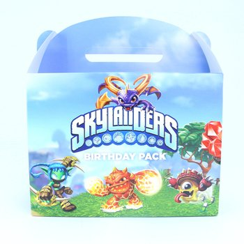 Skylanders Superchargers Loaded Gift Box