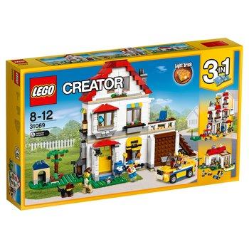 LEGO 31069 Creator 3-in-1 Family Villa