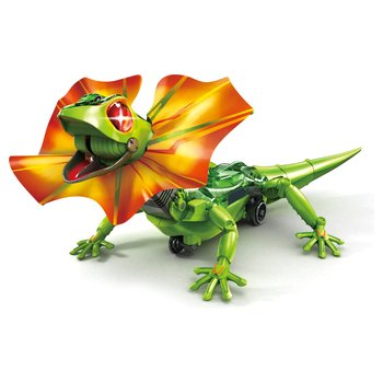 Frilled Super Lizard Robot Kit