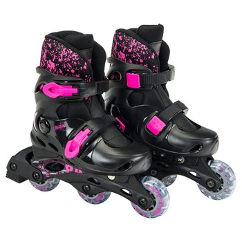 735f4b46ec0c4 Adjustable Inline Skates – Black   Pink