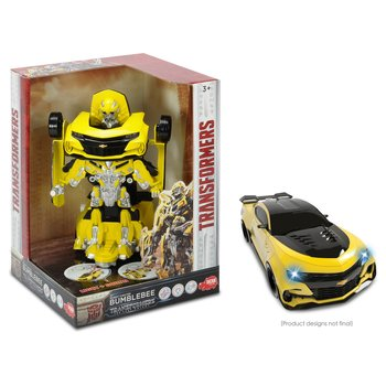 Transformers The Last Knight Robot Figther Bumblebee