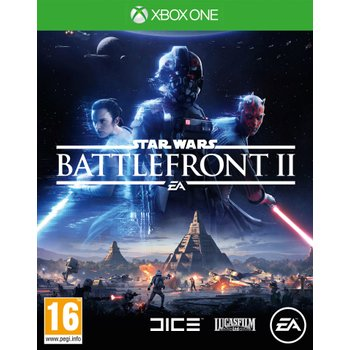 Star Wars Battlefront II: The Last Jedi Heroes Xbox One