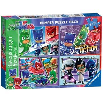 PJ Masks Bumper Puzzle Pack