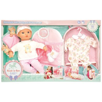 36cm Baby Doll and Accessory Set