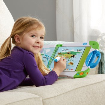 LeapFrog LeapStart Interactive Learning System Green