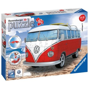 VW Camper Van 162pc 3D Puzzle