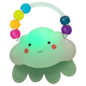 159874: B. Baby Light-Up Cloud Rattle
