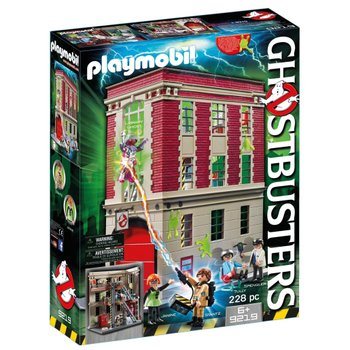 Playmobil Ghostbusters Fire HQ 9219