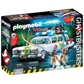 Playmobil Ghostbusters Ecto 1 9220