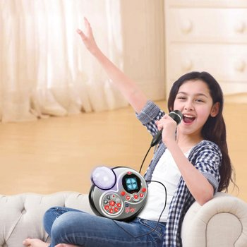 VTech Kidi Super Star Microphone Black
