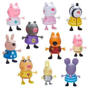 Peppa Pig Dress Up 10 Figure Pack - Assortment