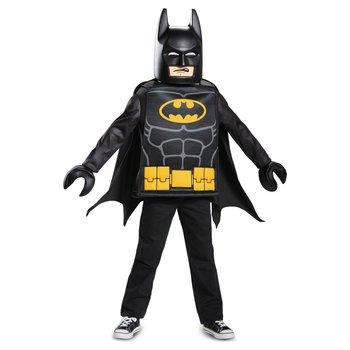 Batman Lego Movie Classic Costume Small