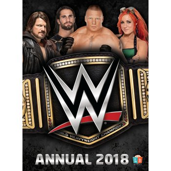 WWE Annual 2018