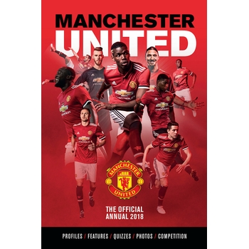 Official Manchester United Annual 2018