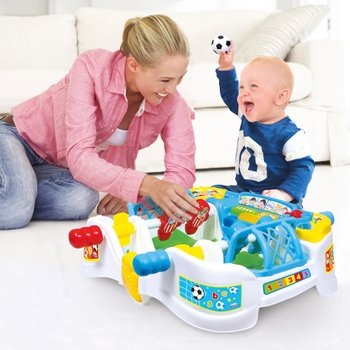 Baby Clementoni Interactive Football Table