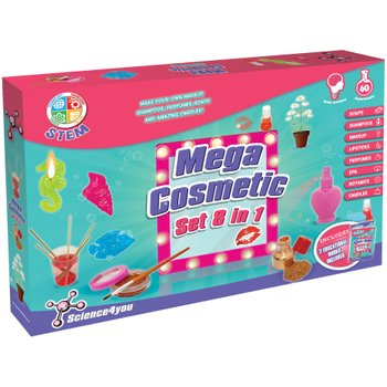 Science4You Mega Cosmetic Set 8 in 1