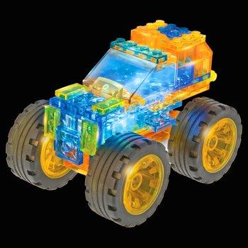Laser Pegs 6-in-1 Super Monster Truck Building Set