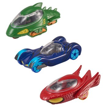 PJ Masks Diecast Vehicles 3pk