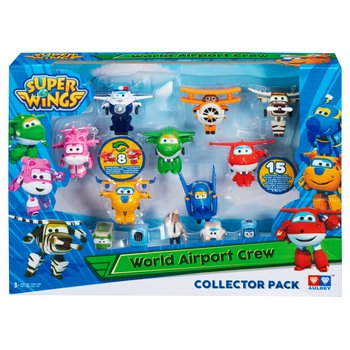 162236: Super Wings World Airport Crew Pack