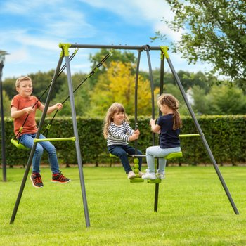 Swings Slides Garden Swing Seats Swing And Slide Sets Smyths