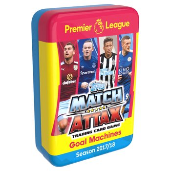 Match Attax 2017/18 Mega Tin - Assortment