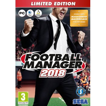 162526: Football Manager 2018 PC
