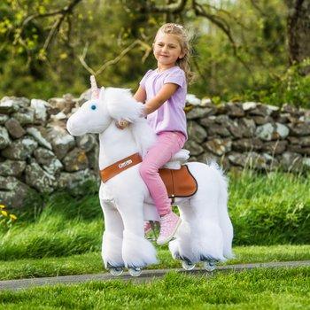 PonyCycle® Unicorn Cycle Ride On