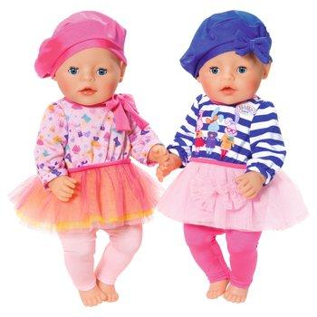 Babypuppen & Zubehör Puppen & Zubehör Zapf BABY born® Fashion Kollektion