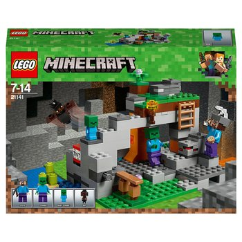 Lego Minecraft & other Lego Minecraft sets | Smyths Toys UK