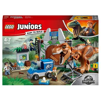 LEGO 10758 Juniors T. rex Breakout