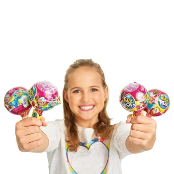 "Pikmi Pops /""SWEET SURPRISE /""Single Reversible Duvet Cover Set FREE DELIVERY !!!"