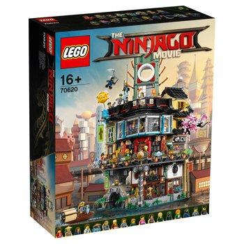 7ef3bcbe1d458 LEGO 70620 Ninjago City Movie Construction Toy