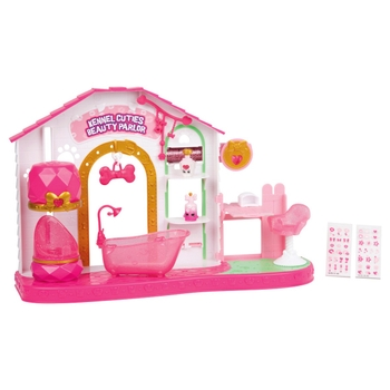 Shopkins Kennel Cuties Beauty Parlor Playset