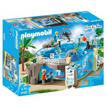 Playmobil Family Fun Aquarium 9060