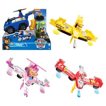 PAW Patrol Flip and Fly Vehicle - Skye