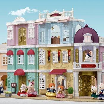 Sylvanian Families - Town Series - Grand Department Store Gift Set