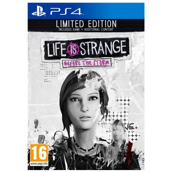 165470: Life is Strange: Before the Storm PS4