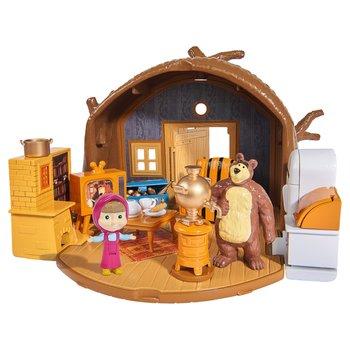 Masha and The Bear: Bear Tree House Playset