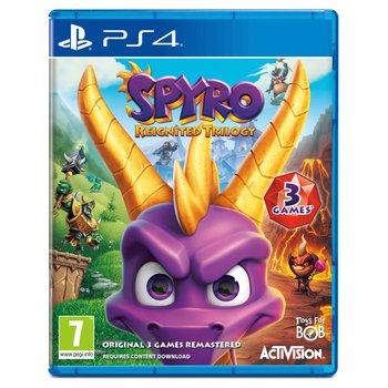 166531: Spyro Reignited Trilogy PS4