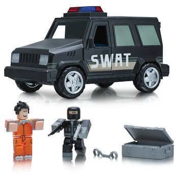 roblox jailbreak swat toy