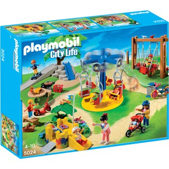 Playmobil 5024 Children S Playground